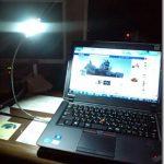USB接続のLEDライト