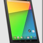 Nexus 7 2013見てきました
