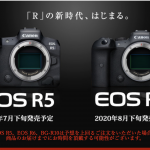 EOS R6は欲しいけど