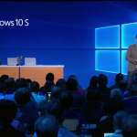 Windows 10 S発表