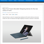 LTEモデム搭載Surface Pro発売へ – Surface Pro with LTE Advanced