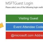 """日本マイクロソフト品川本社のゲスト用Wi-Fi """"MSFTGUEST""""にMacで接続できない場合の対応方法"""